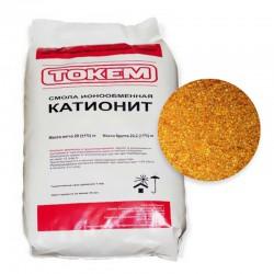 Катионит TOKEM-100 (H+)