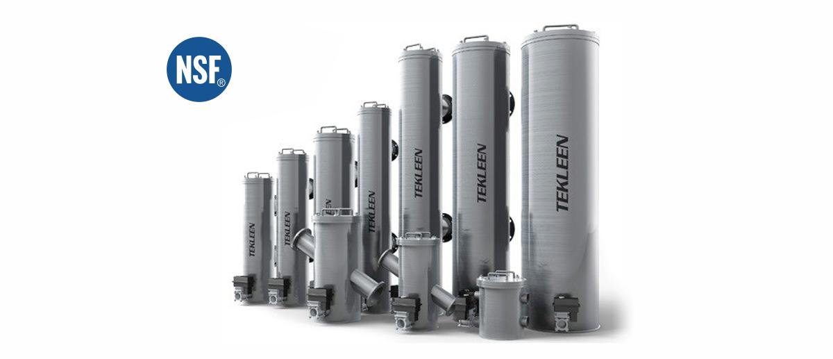 Самопромывные фильтры Tekleen
